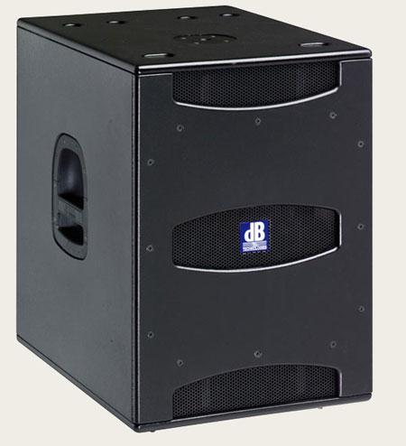 Активный сабвуфер dB Technologies Sub Opera 15 - Описание ...