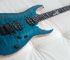 Lepsky Guitars S6 in line Custom Shop VB Shark