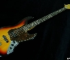 Fender Jazz Bass JB-62 Japan Sunburst