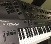Roland JD-800 Programmable Synthesizer