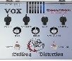 Distortion VOX Cooltron Bulldog Distortion