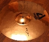 Paiste Alpha brilliant metal crash 20