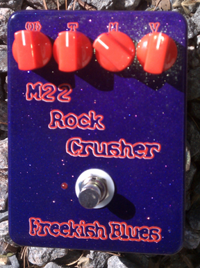Freekish Blues M22 Rock Crusher