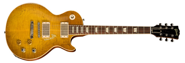 Collector's Choice 1: Gary Moore Butterscotch Aged version