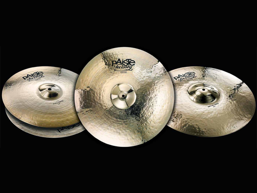 Paiste Twenty Custom Collection