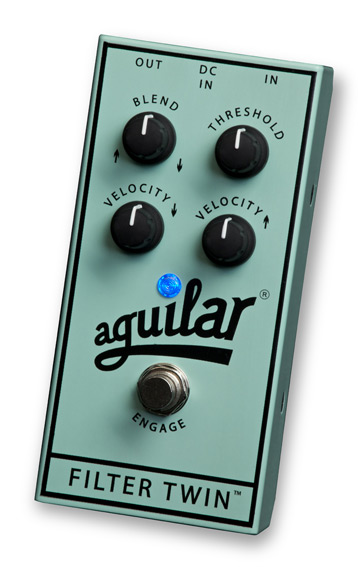 Aguilar Amplification Filter Twin