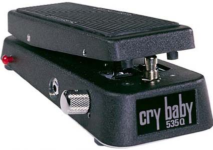 Multi-Wah Dunlop CryBaby 535Q