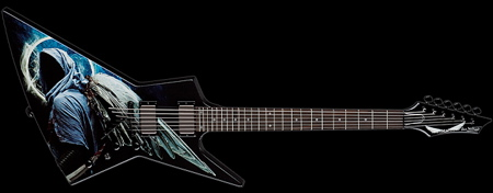 Dean Guitars Dave Mustaine Zero Angel of Deth II