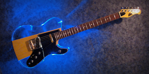 Bell Custom Guitars Frosted ToneBlaster