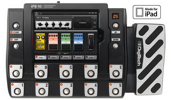 Digitech iPB-10 iPad