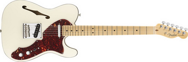 Fender Tele-bration Modern Thinline