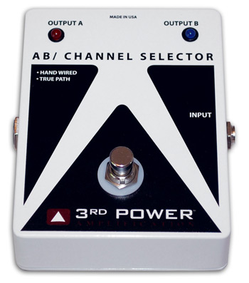 3rd Power AB Channel Selector