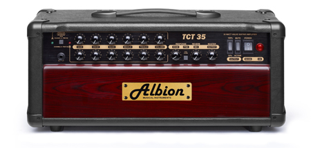 Albion Amplifications TCT35