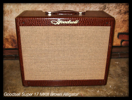 Goodsell Amps Super 17 MkIII
