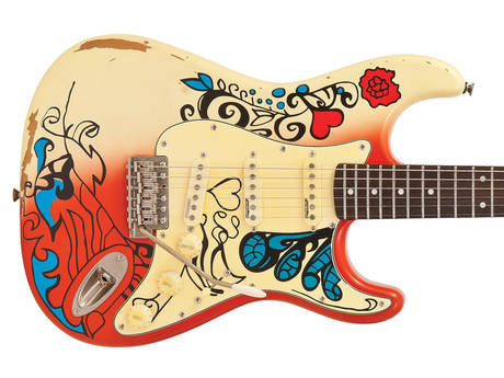 Vintageguitars Vintage Summer Of Love V6MRHDX