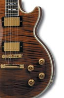 Gibson Les Paul Supreme Figured Electric Guitar