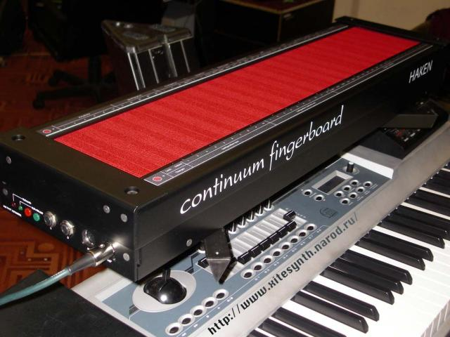 Haken Audio Continuum Fingerboard 4.08