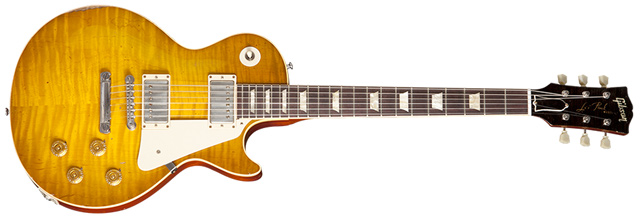 "Gibson Collectors Choice 1959 Les Paul ""Goldie"""