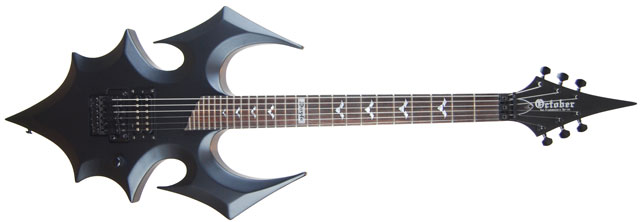 October Guitars Misfits Doyle Wolfgang Von Frankenstein Annihilator