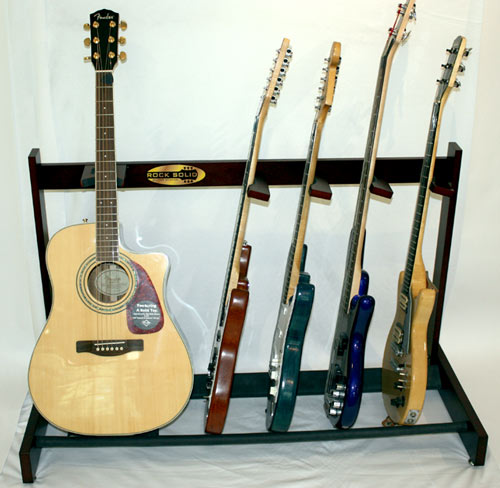 Rock Solid Guitar Stands Show 5
