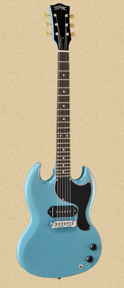 Titanic Guitars North Star