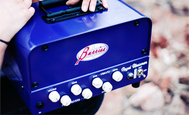 Burriss Amps Royal Bluesman v2