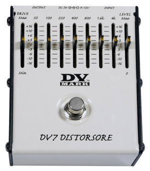 DV Mark DV7 Distorsore