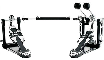 Кардан - двойная педаль бас-барабана