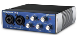 AudioBox USB от PreSonus