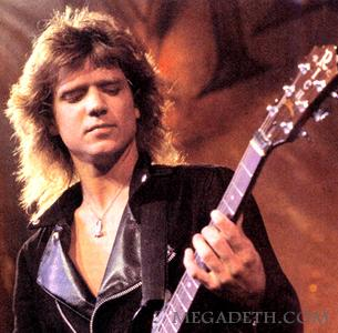 Chris Poland (Megadeth/Damn The Machine/Ohm/Polcat) - новый эндорсер Schecter Guitars