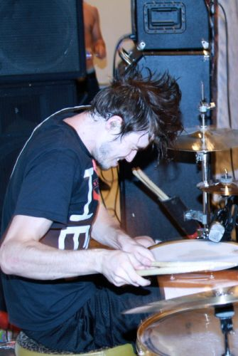 Grant McFarland This or the Apocalypse Meinl Cymbals