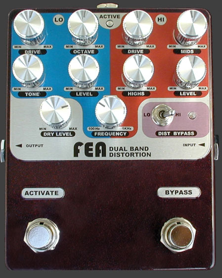 FEA Labs Dual Band Distortion