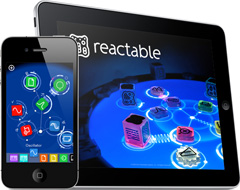 Reactable Systems Reactable mobile iPhone iPad iPod touch