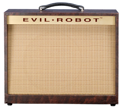 Fretted Americana Evil Robot