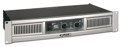 QSC Audio Products GX7