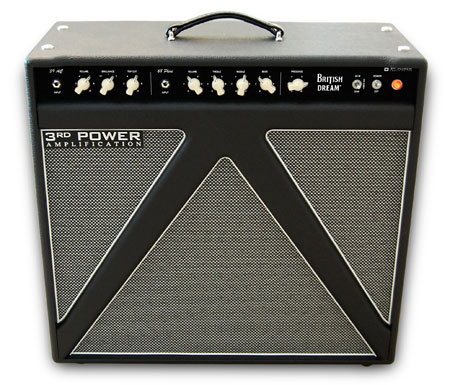 3rd Power Amplification British Dream