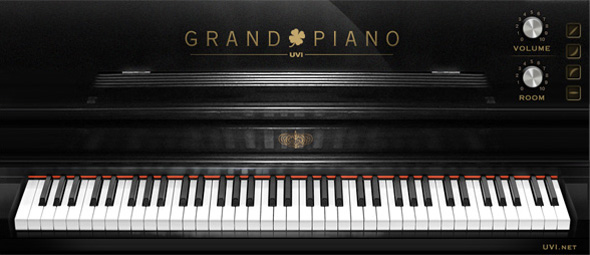 UVI Grand Piano Macintosh