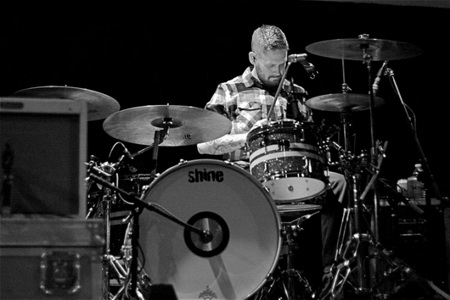 Brad Rice Jason Boland The Stragglers Los Cabos Drumsticks
