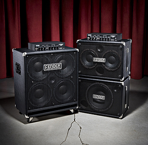 Fender Bass Amplification Rumble 350 Head 150 112 Cabinet 2x8 Cabinet 4x10 Cabinet